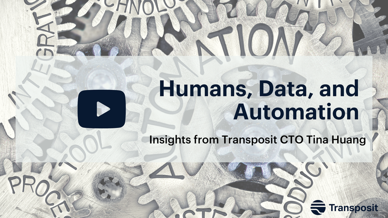 Humans, Data, and Automation.